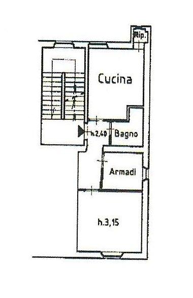 Planimetria 1/1 per rif. 197