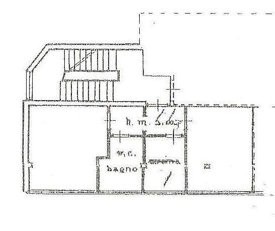 Planimetria 1/1 per rif. 496