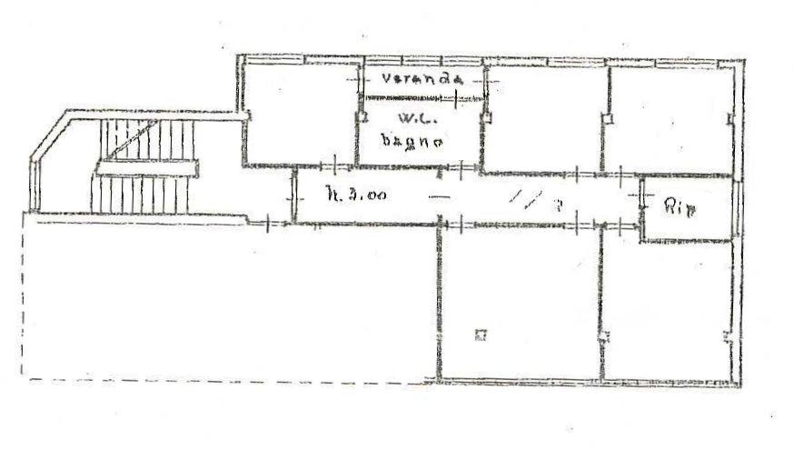 Planimetria 1/1 per rif. 495