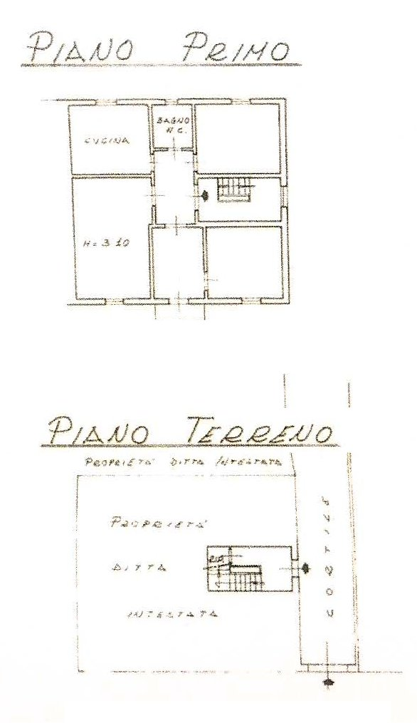 Planimetria 2/3 per rif. 170