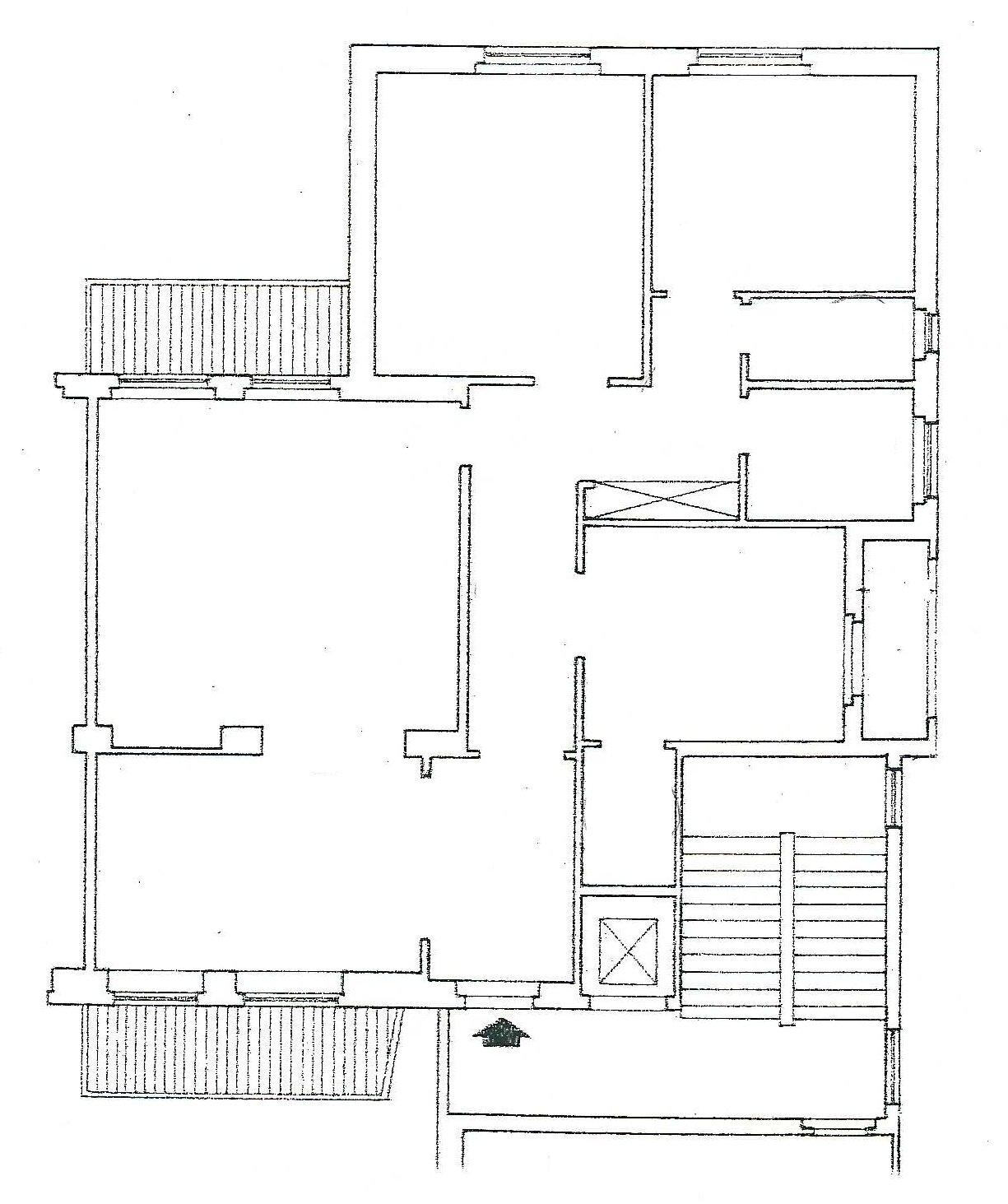 Planimetria 1/1 per rif. 578