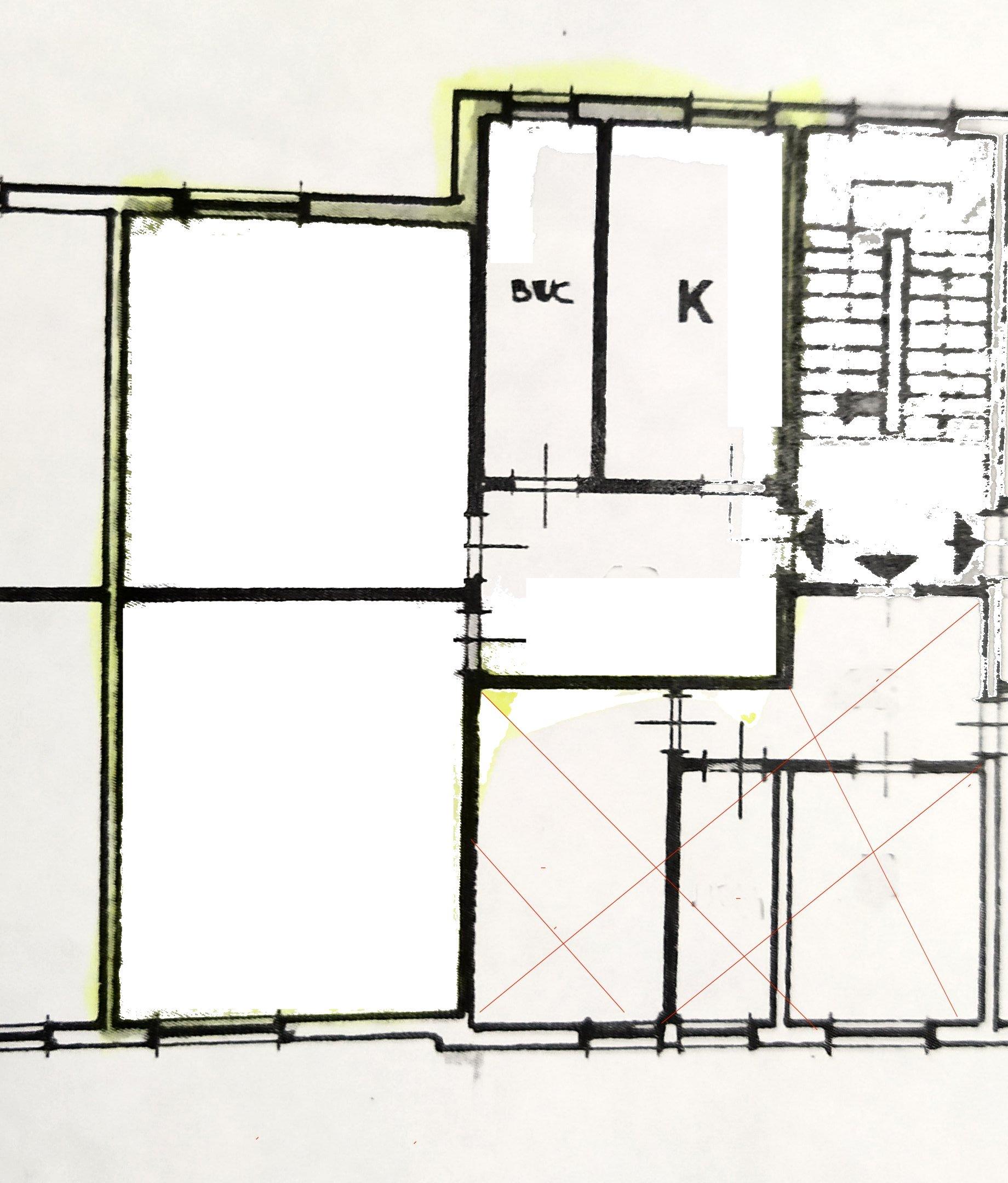 Planimetria 1/1 per rif. 623