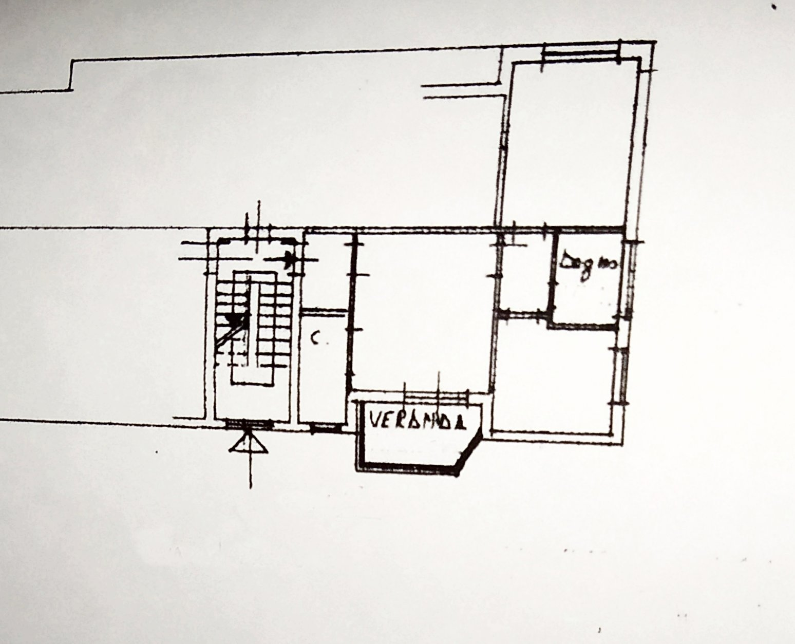 Planimetria 1/1 per rif. 256