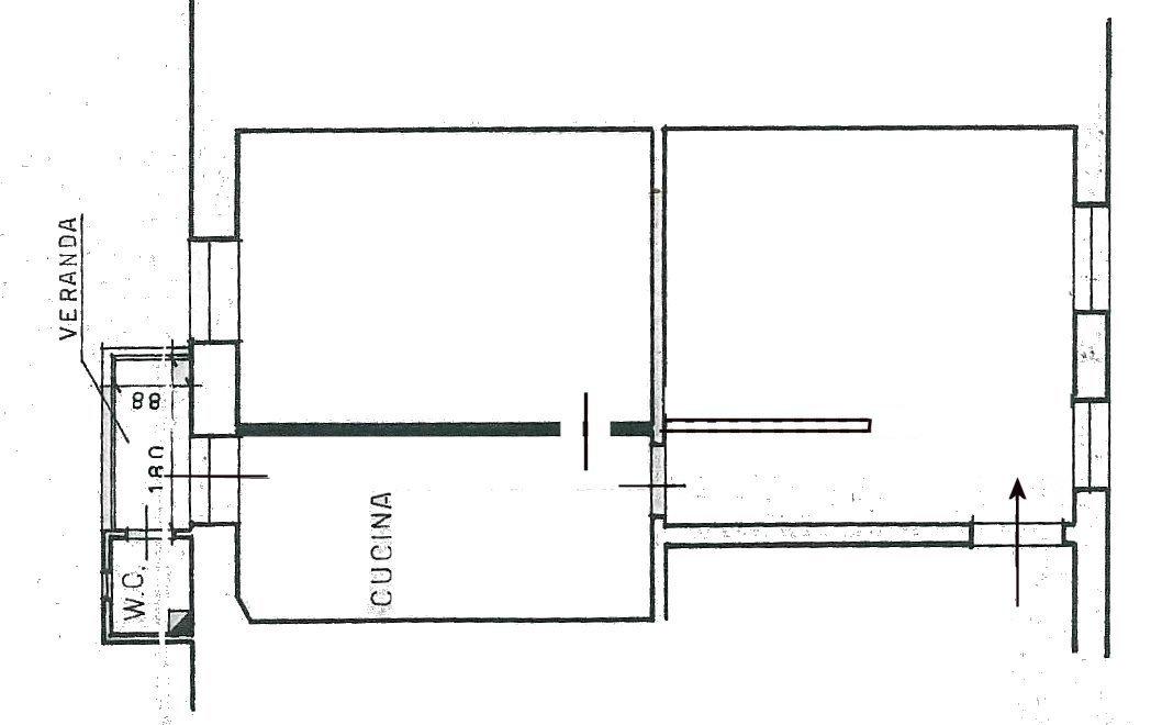 Planimetria 1/1 per rif. 312