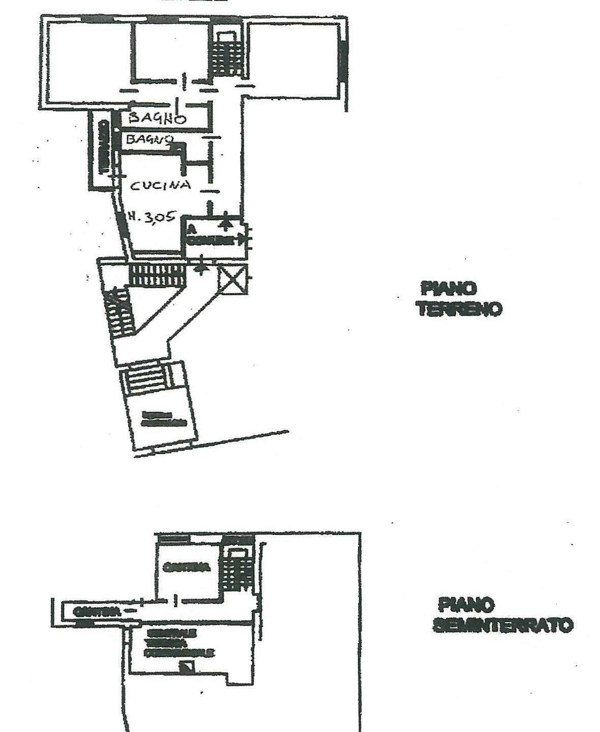 Planimetria 1/1 per rif. 346