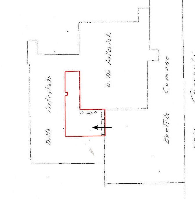 Planimetria 2/2 per rif. 648