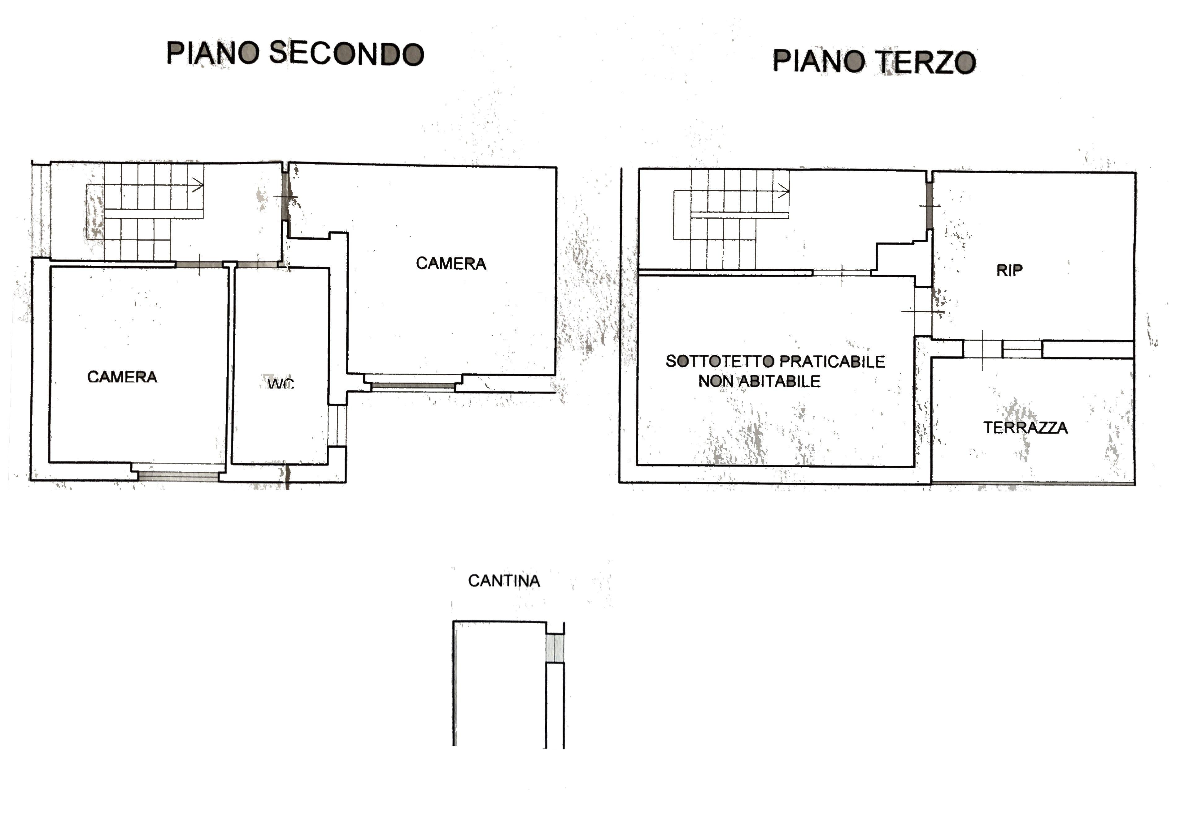 Planimetria 2/2 per rif. 332