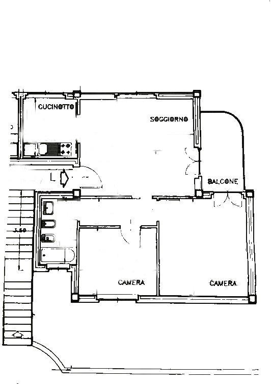 Appartamento in vendita a Colognole, Collesalvetti (LI)