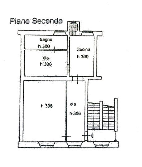 Planimetria 1/1 per rif. 194