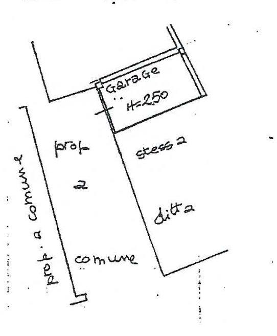 Planimetria 2/2 per rif. 229