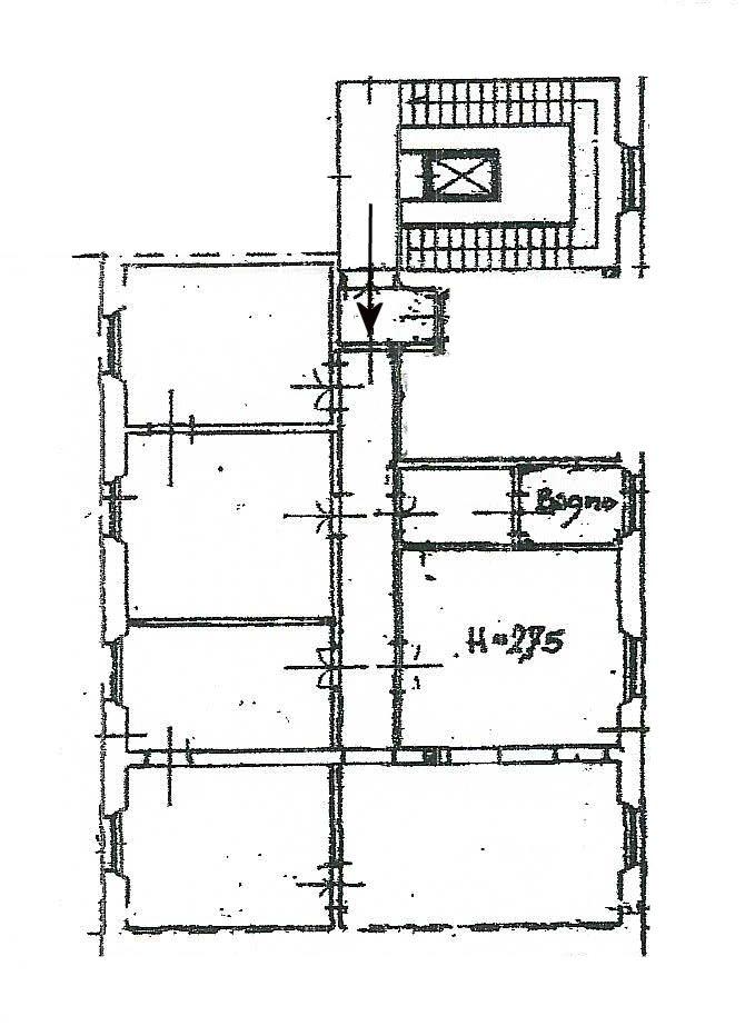 Planimetria 1/1 per rif. 800