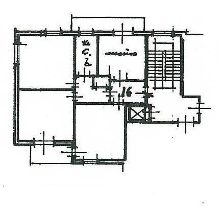 Planimetria 1/1 per rif. 793