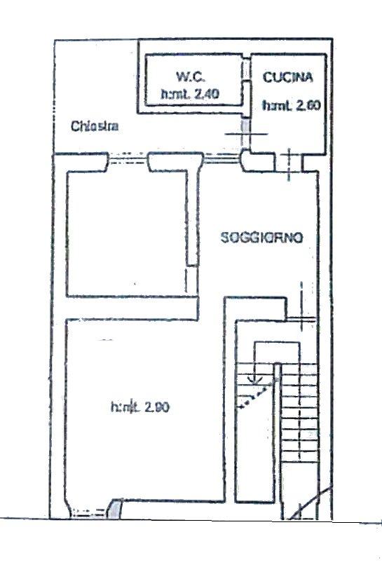 Planimetria 1/1 per rif. 855