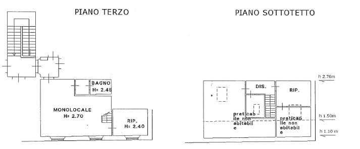 Planimetria 1/1 per rif. 244