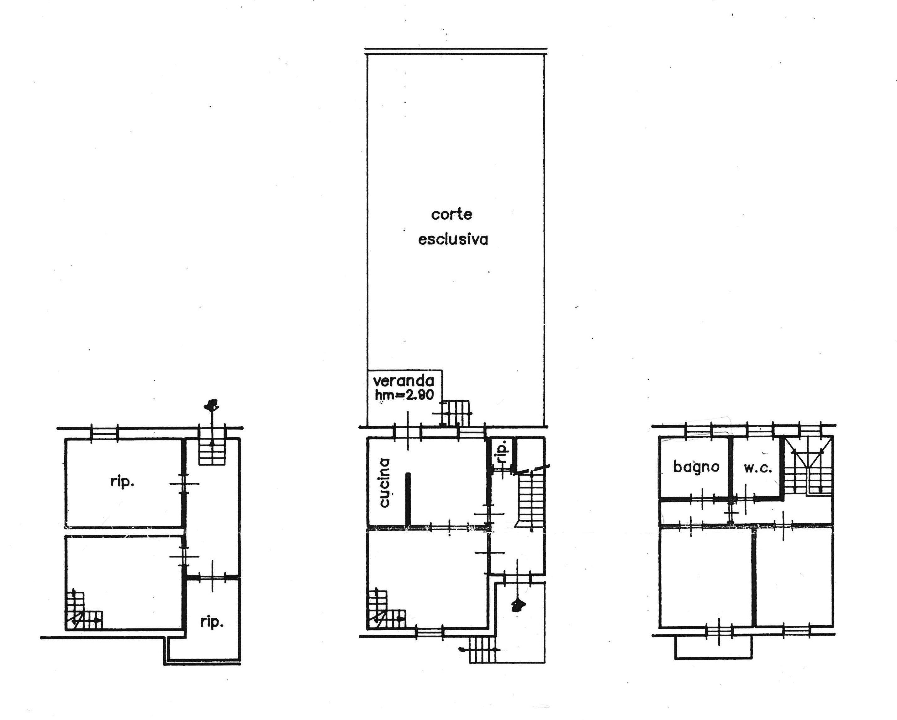 Planimetria 1/1 per rif. 64