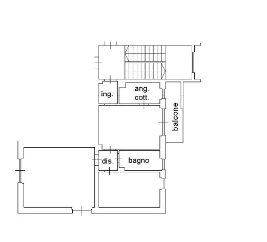Planimetria 1/1 per rif. 699