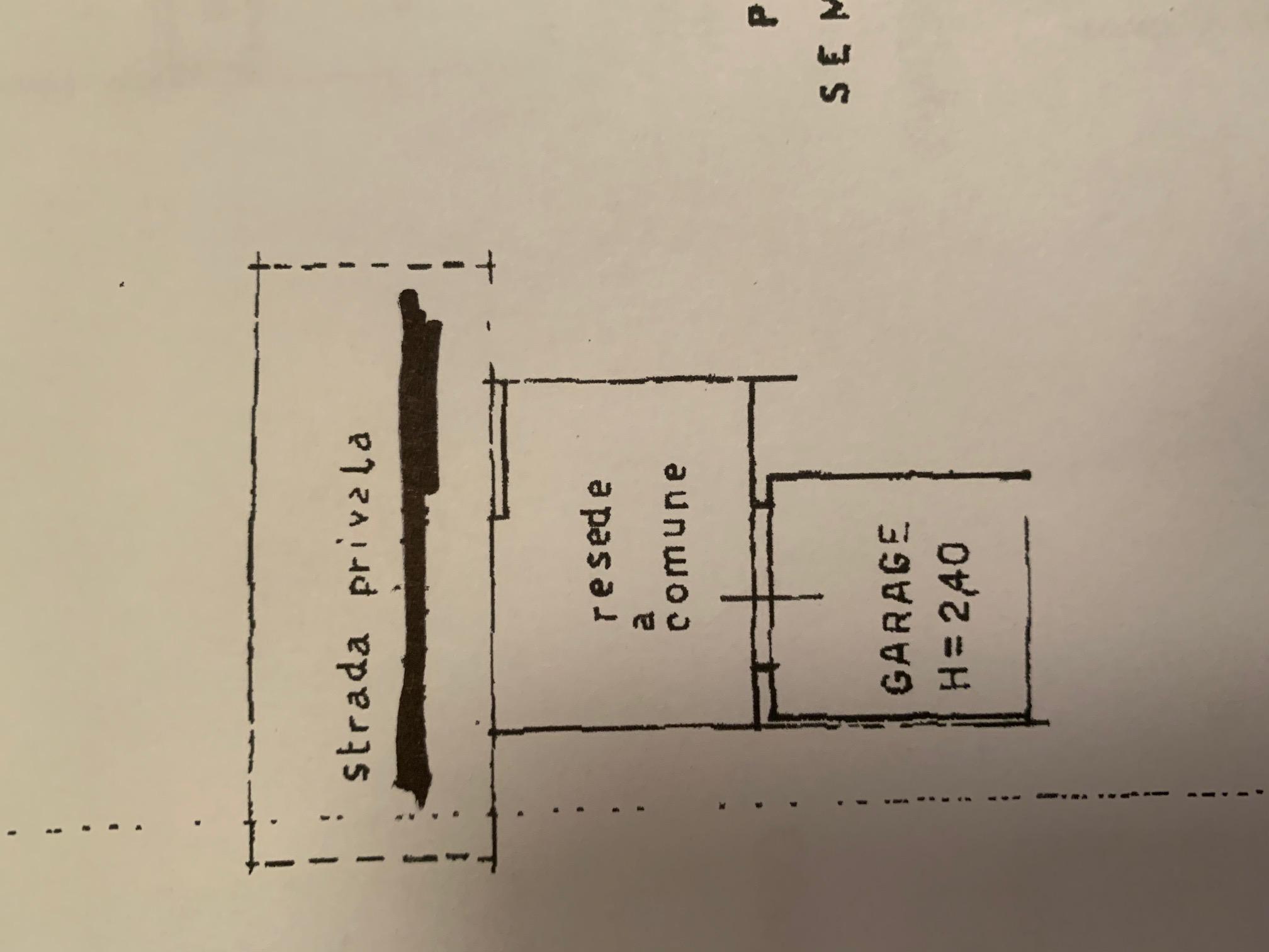 Planimetria 3/4 per rif. TT267
