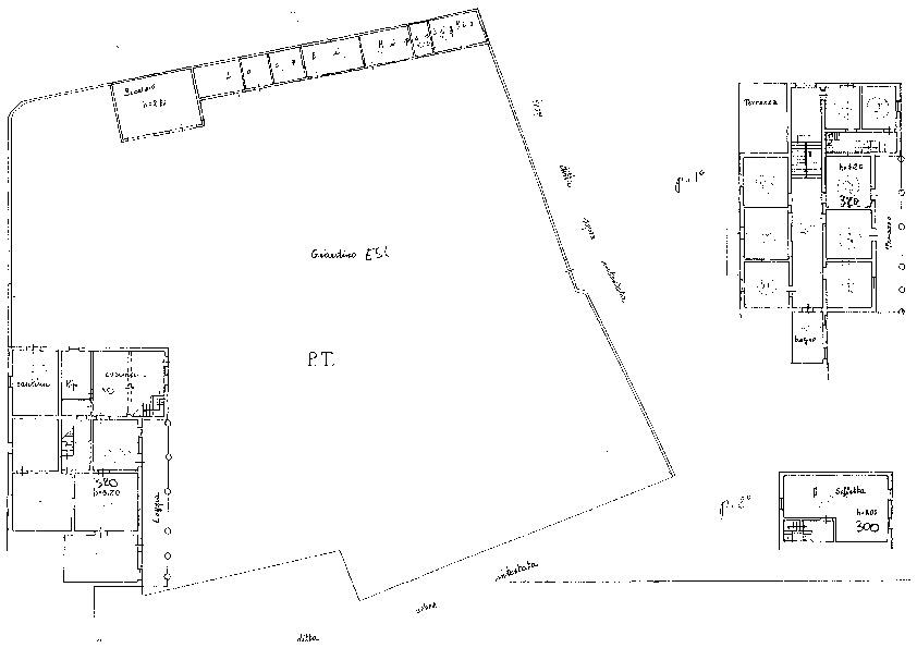Planimetria 1/1 per rif. 2377
