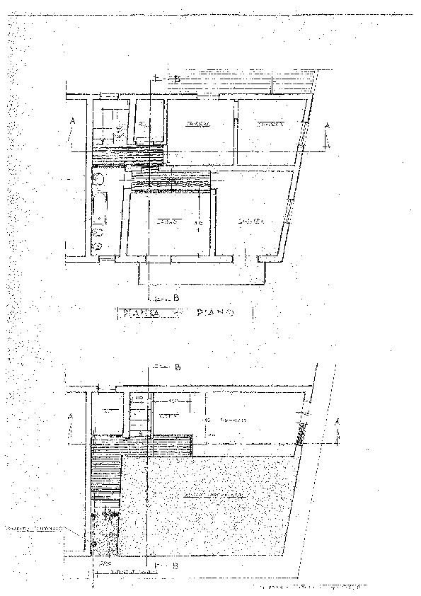 Planimetria 1/1 per rif. 3117