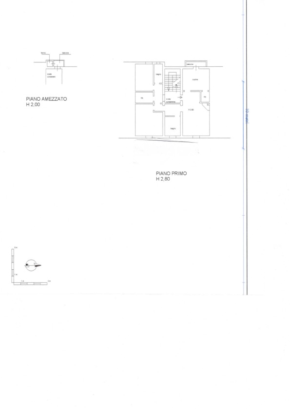 Planimetria 1/1 per rif. AR1335