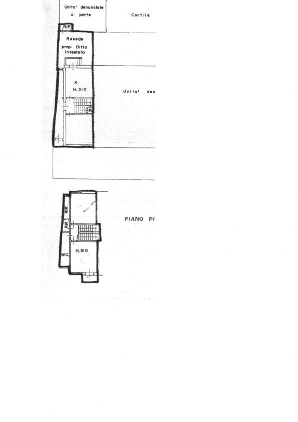 Planimetria 1/1 per rif. TL132999