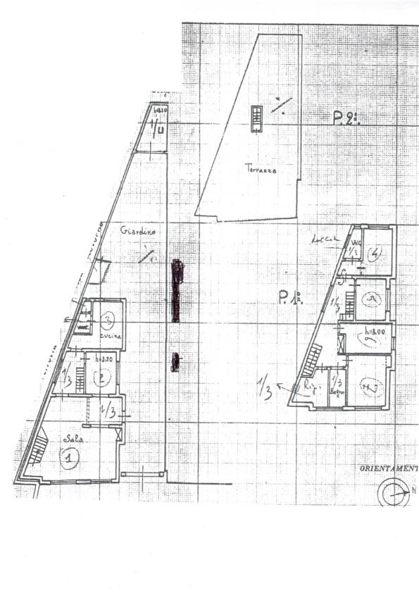 Planimetria 1/1 per rif. AR1492