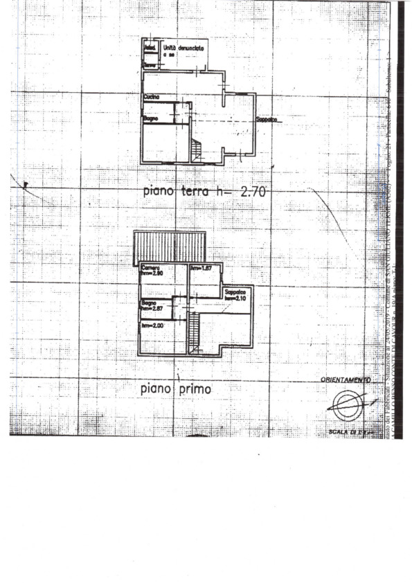 Planimetria 1/1 per rif. AR1497