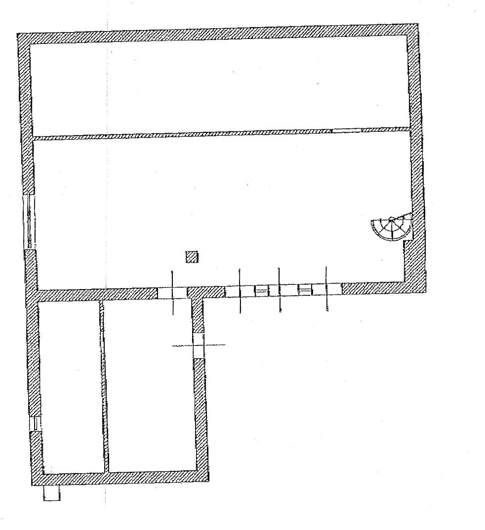 Planimetria 3/3 per rif. A104