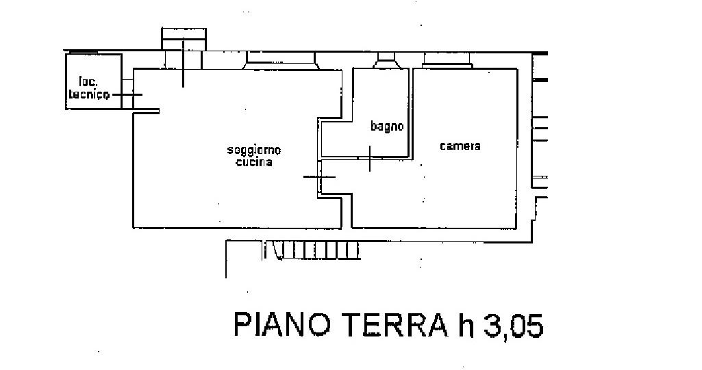 Planimetria 2/2 per rif. A39