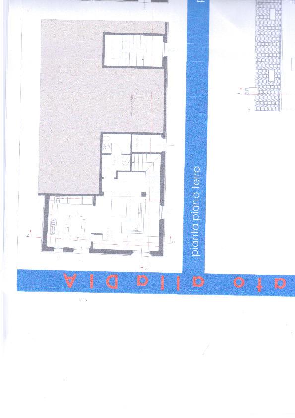 Planimetria 1/4 per rif. A 80