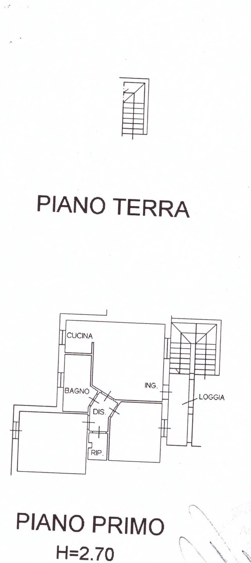 Planimetria 1/1 per rif. A29