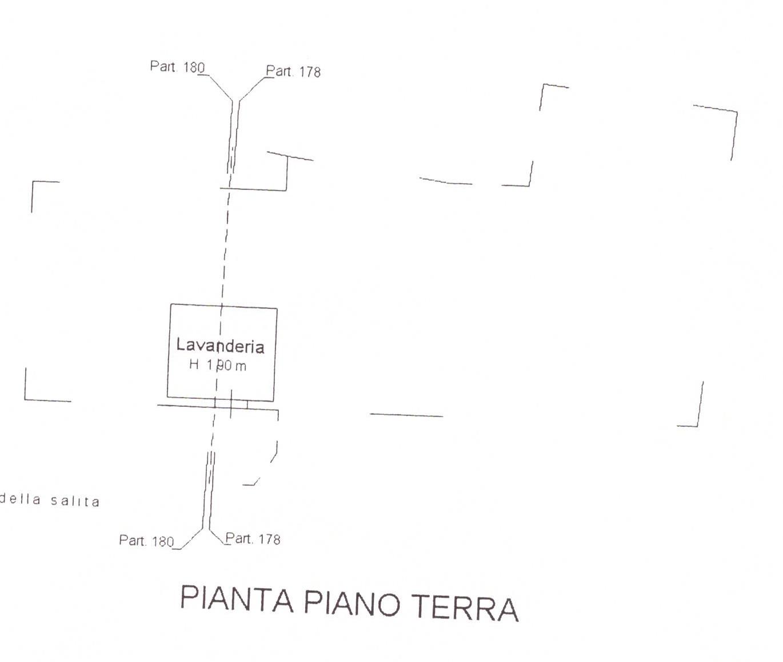 Planimetria 3/3 per rif. A98