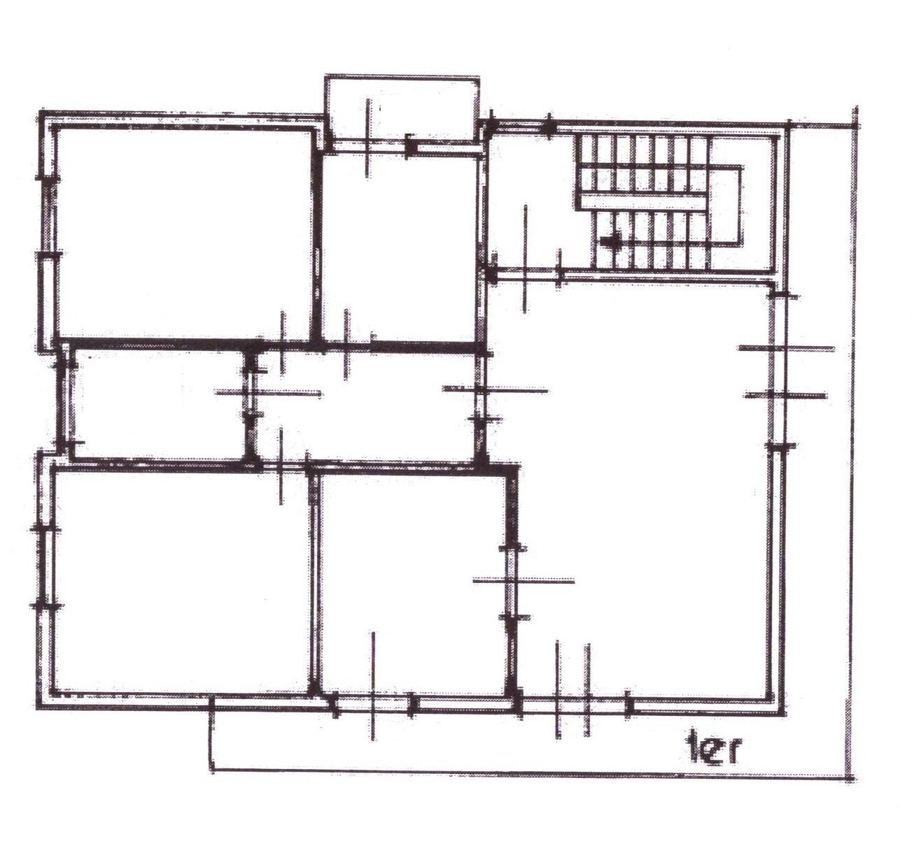 Planimetria 1/1 per rif. A02