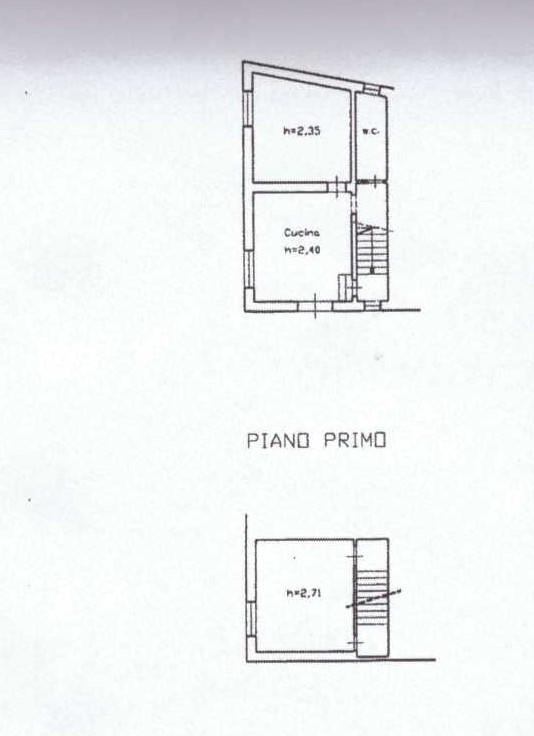 Planimetria 1/1 per rif. A144