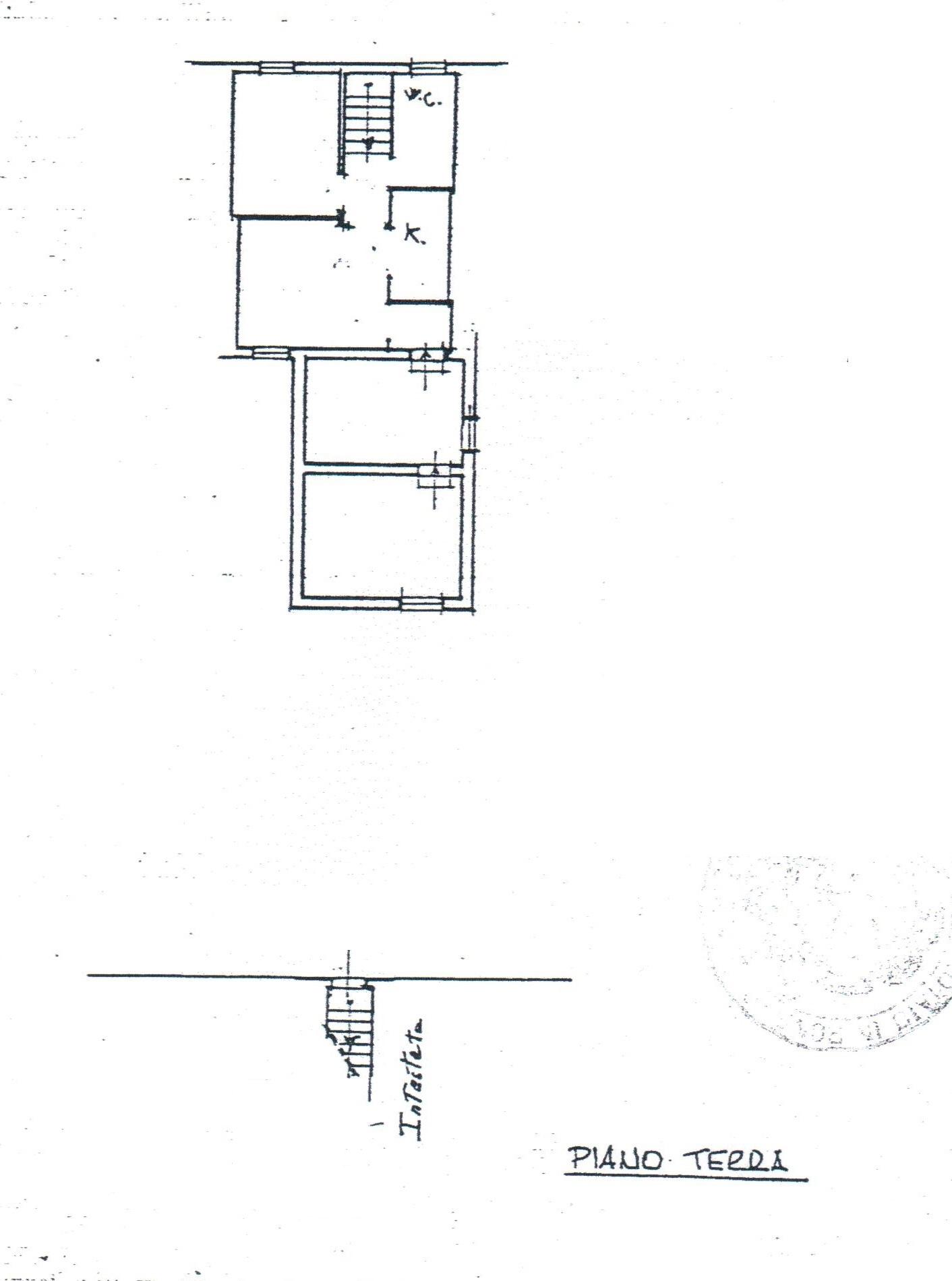 Planimetria 1/1 per rif. A132