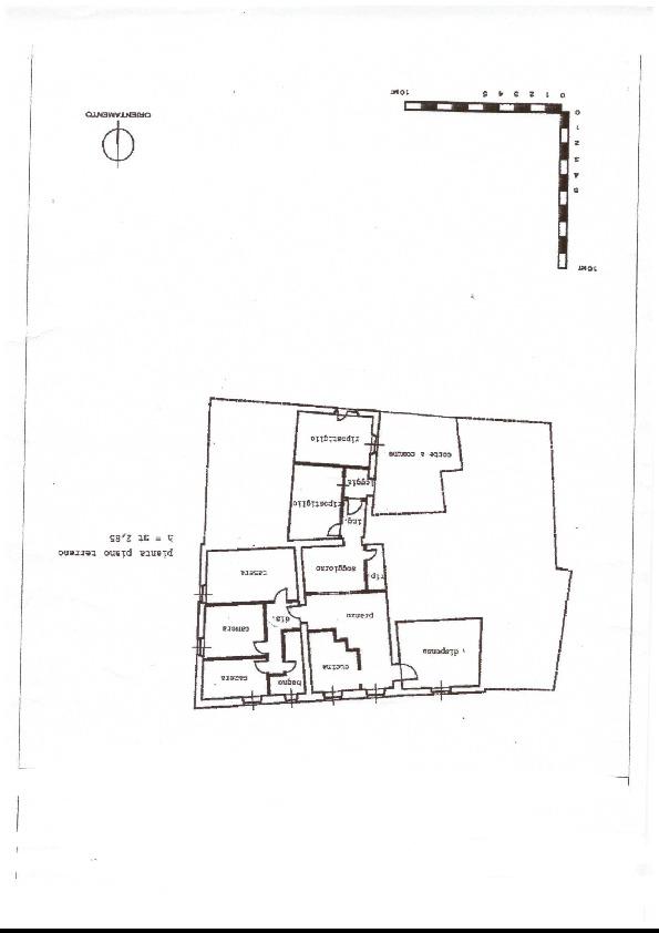 Planimetria 1/1 per rif. A48