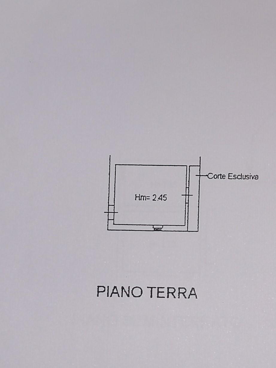 Planimetria 1/3 per rif. A16