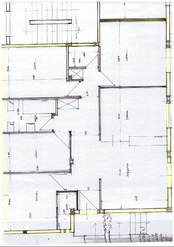 Planimetria 1/1 per rif. A84