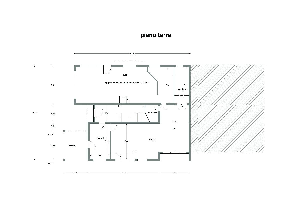 Planimetria 4/4 per rif. A82