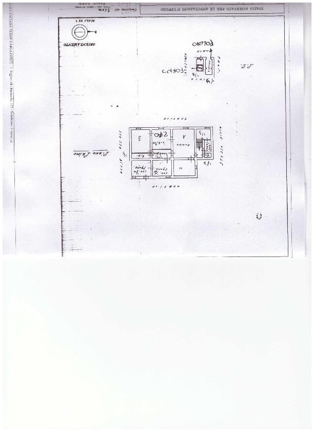 Planimetria 1/1 per rif. A91