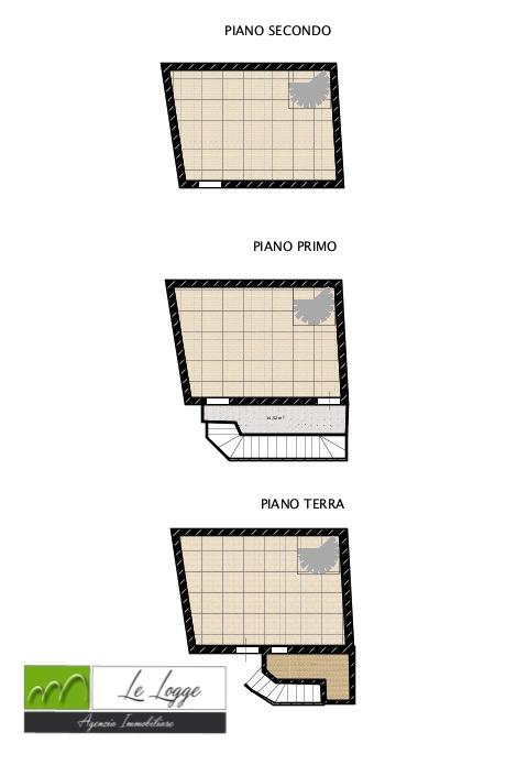 Planimetria 1/1 per rif. LOG-251