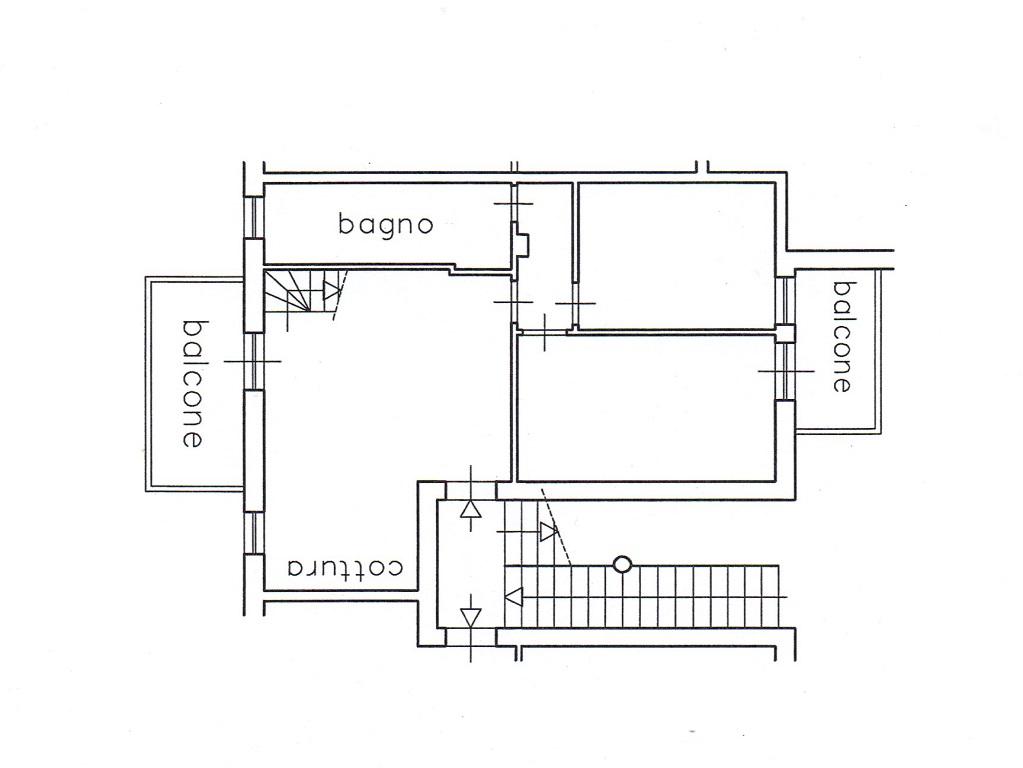 Planimetria 1/2 per rif. LOG-334