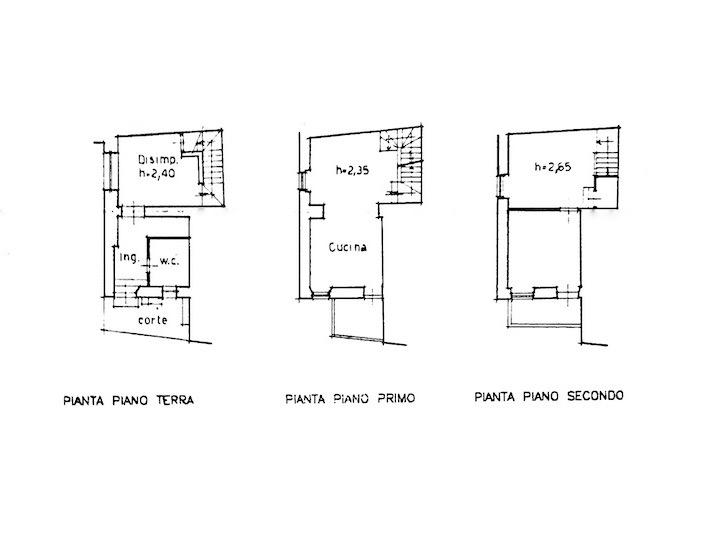 Planimetria 1/1 per rif. LOG-352
