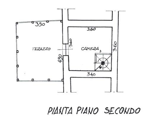 Planimetria 3/3 per rif. LOG-353