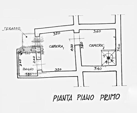 Planimetria 2/3 per rif. LOG-353