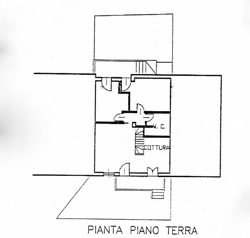 Planimetria 1/2 per rif. CLA-003