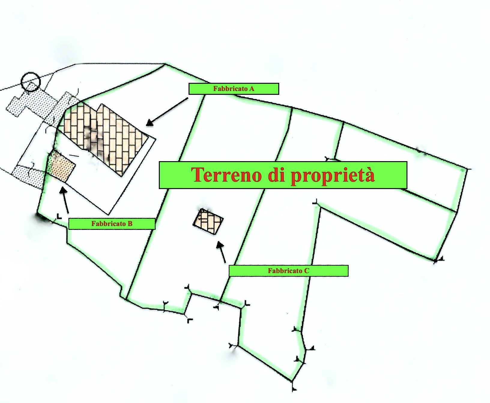 Planimetria 5/5 per rif. MLS-021