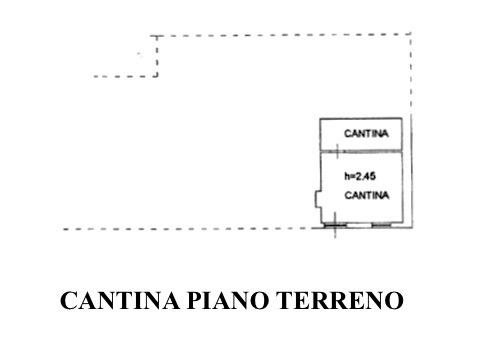 Planimetria 4/5 per rif. MLS-021