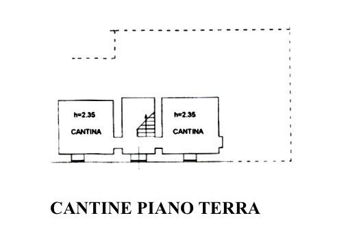 Planimetria 3/5 per rif. MLS-021