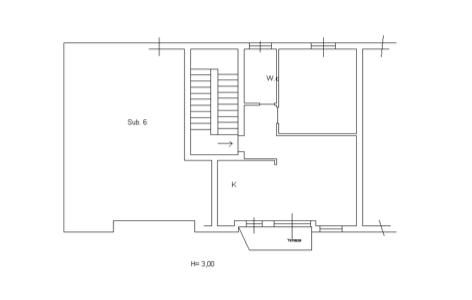 Planimetria 1/1 per rif. LOG-496
